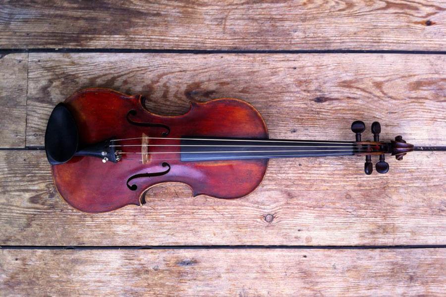 Clare Mactaggart's Mittenvald Violin